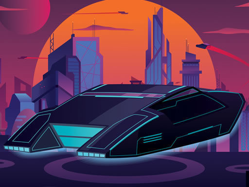 Cars In The Future Hidden