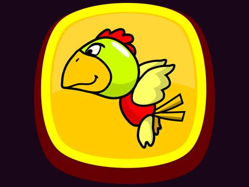 Hyper Flappy Bird game