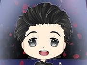 Cute Yuri on Ice Dress Up online hra