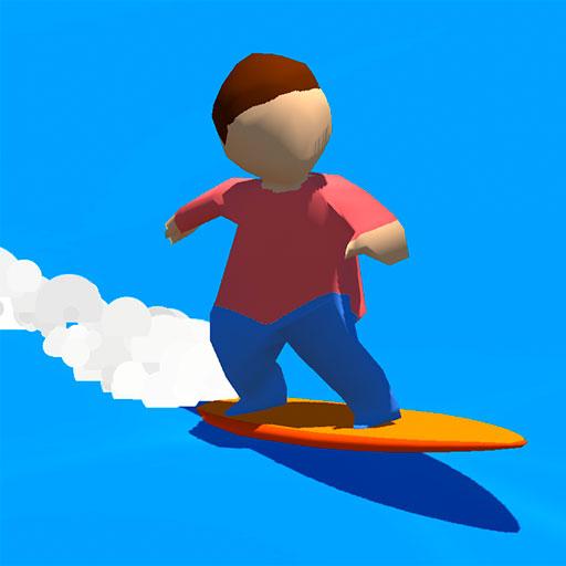瘋狂衝浪者-瘋狂衝浪者-FlipSurf.io-在令人興奮的關卡中競爭,探索海洋的新部分。今天就加入樂趣! 點擊畫面加快速度,然後在空中飛行時輕按以進行瘋狂的翻轉。擊中那個完美的著陸點,以飛越您的組件。您是鎮上最熟練的衝浪者嗎? 遊戲特色 -很多具有挑戰性的地圖 -主題賽道 -多個字符 翻轉助推器 享受和衝浪!