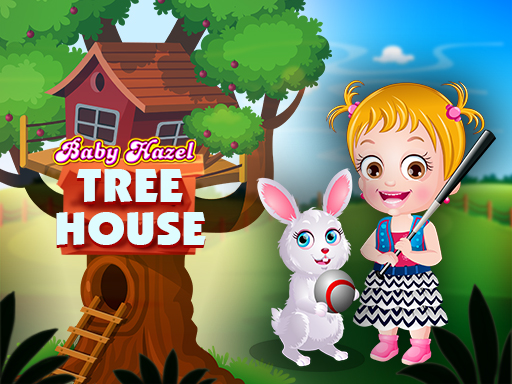 Baby Hazel Tree House game