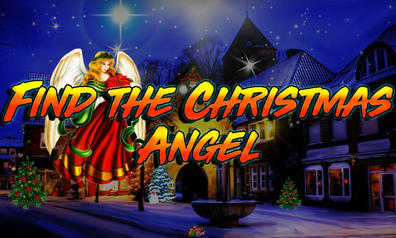 Find The Christmas Angel