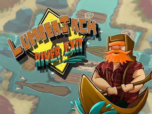 Lumberjack River Exit online hra