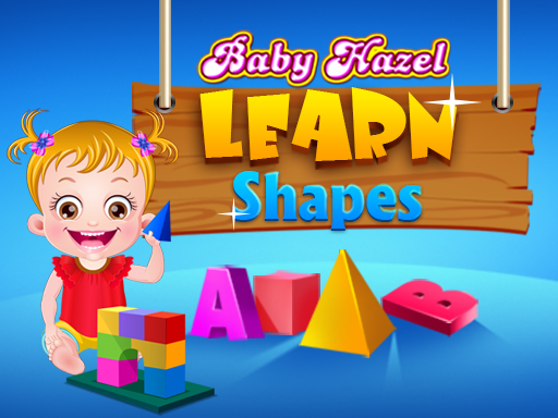 Baby Hazel Learn Shapes game