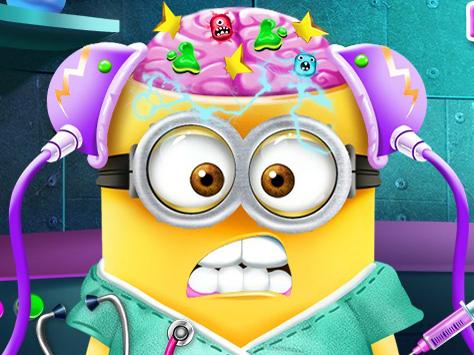 Mini Monster Brain Doctor