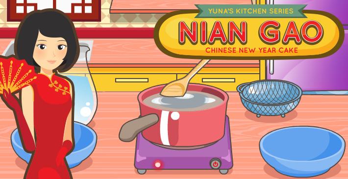 Yuna Kitchen Chinese New Year Cake