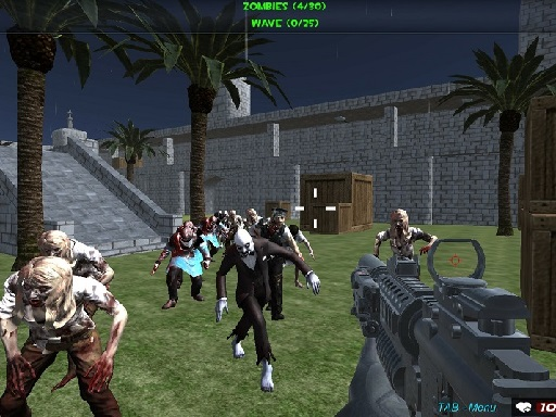 Shooting Zombie fps Xtreme ...