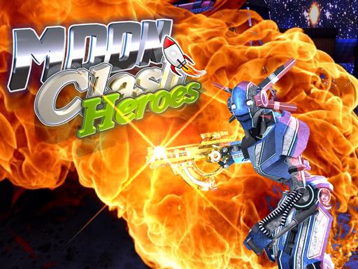 Moon Clash Heroes Game