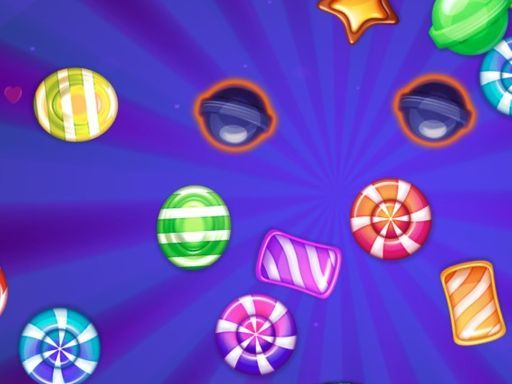Collect More Candy online hra