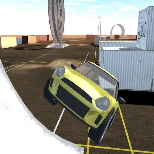 Stunt Crash 4 fun