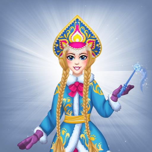Snegurochka Russian Ice Princess