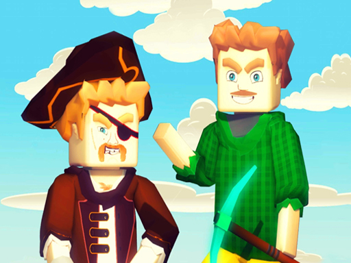 Captain Minecraft online hra