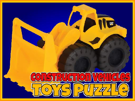 Construction Vehicles Toys ...