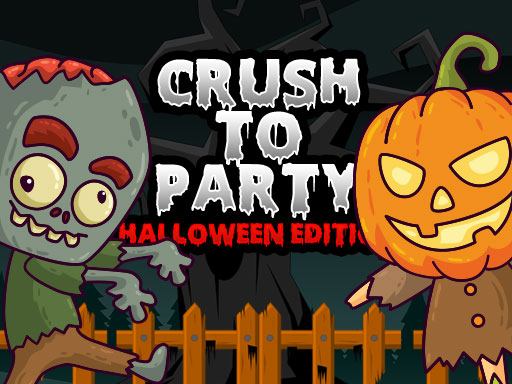 Crush to Party: Halloween ...