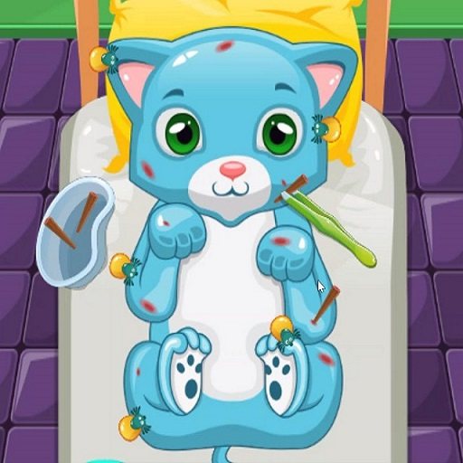 Pet Doctor : Animal Care Game