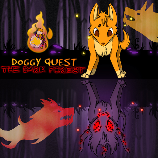Doggy Quest The Dark Forest