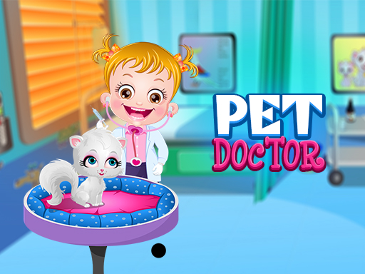 Baby Hazel Pet Doctor game