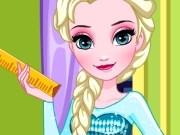 Elsa's Prom Press Design