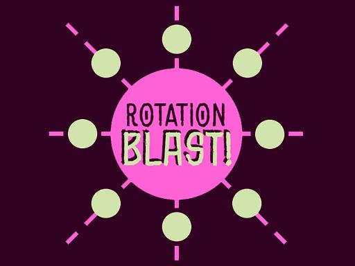 Rotation Blast Game