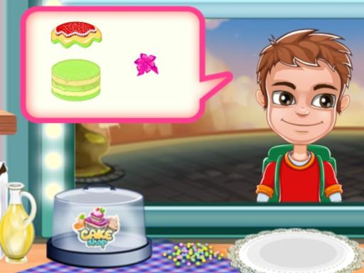 Cake Shop online hra