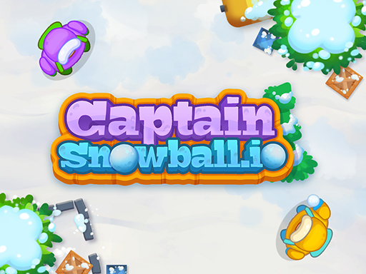 Captain Snowball online hra