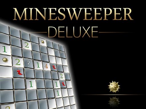 Minesweeper Deluxe online hra