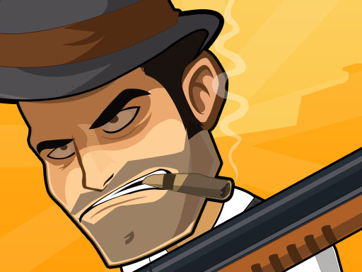 Mafia Wars is a action shooting game where you play as a cowboy who is fighting against corrupt mafia. Game has engaging levels with different kind of bosses. Unlock the powerful weapons and allies to fight against elite mafia. Save the bullets for worst time. Good Luck