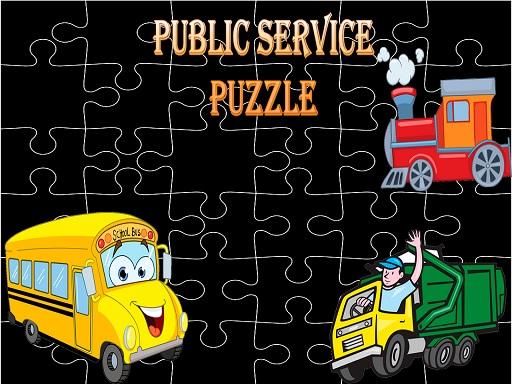 Public Service Puzzle