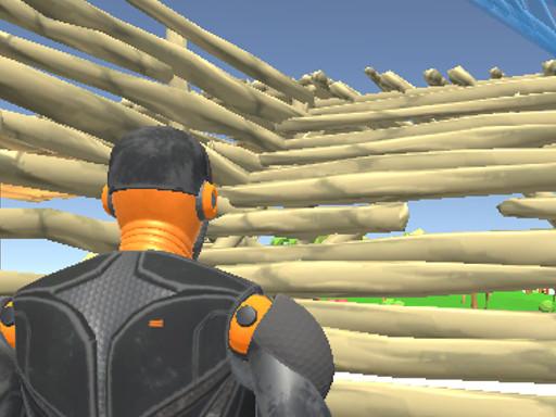 Fort Shooter Simulator online hra