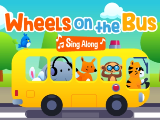 Wheels On the Bus online hra