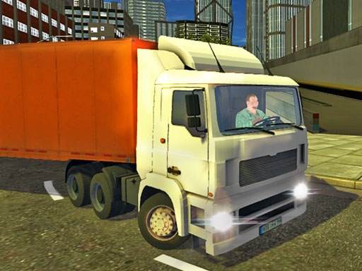 真實都市卡車模擬器