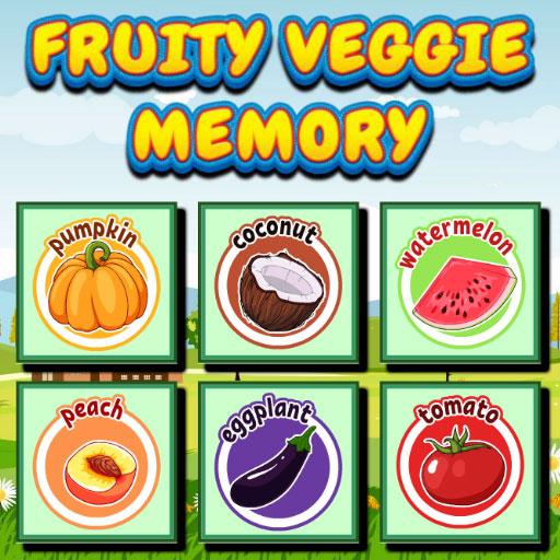 Fruity Veggie Memory
