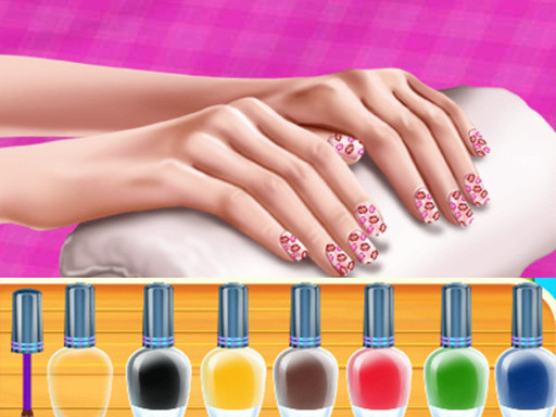 Princess Fashion Nail Art ...