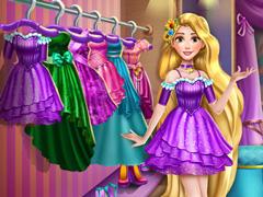 Rapunzel Wardrobe Clean Up