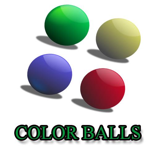 Boules de couleur