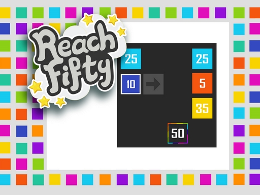 Reach Fifty online hra