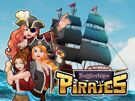 Battleships Pirates online hra