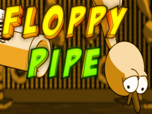 Floppy Pipe game
