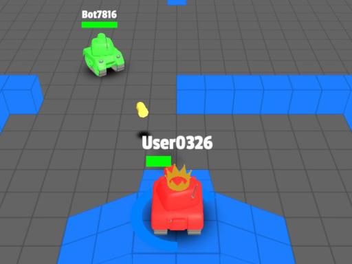 Mini Tank Wars