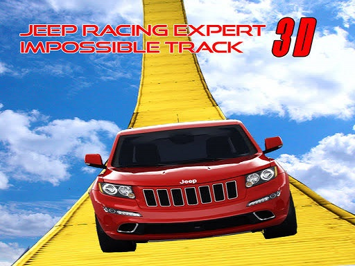 Stunt Jeep Simulator : Impossible Track Racing Game