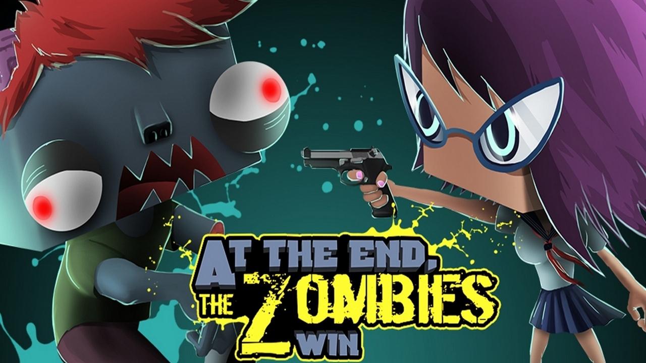 Á la fin des zombies gagnent