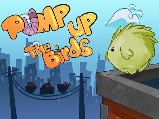 Pump Up the Birds online hra