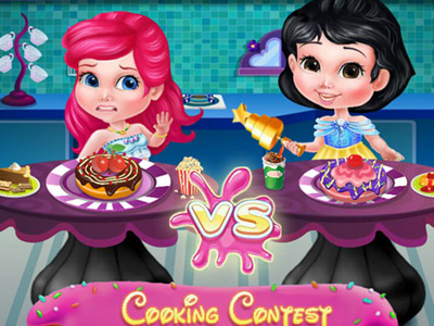 Cooking Contest online hra