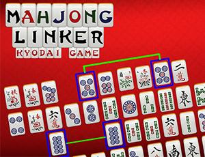 Mahjong Linker : Kyodai Game online hra