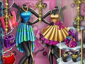 Fashion Boutique Window online hra