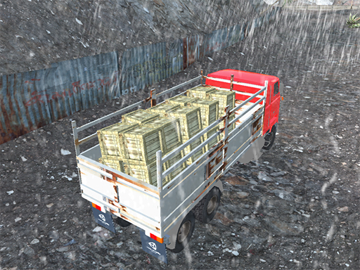 Offroad Truck Driver game