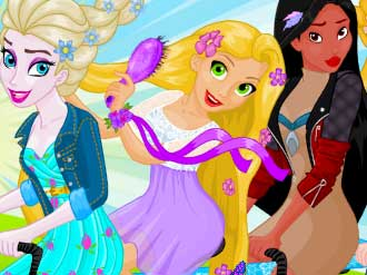 Princesse tandem