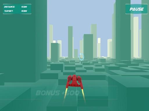 jet racer game