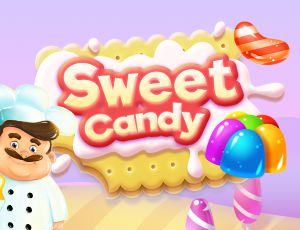 Sweet Candy online hra