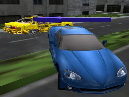 Simulator Taxi Driver 2019